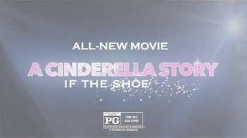 A Cinderella Story: If the Shoe Fits Home Entertainment TV Spot - Thumbnail 7