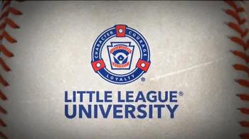 Little League University TV Spot, 'Winning Experience' - Thumbnail 1