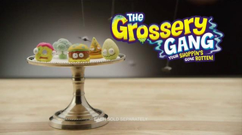 The Grossery Gang Horrid Hamburger TV Spot, 'Maggoty Meat' - Thumbnail 5
