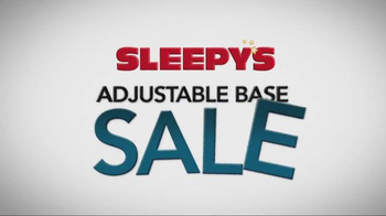 Sleepy's Adjustable Base Sale TV Spot, 'Fit Your Life' - Thumbnail 4