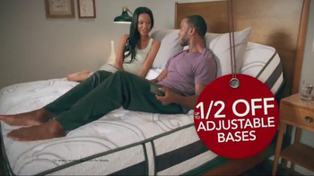 Sleepy's Adjustable Base Sale TV Spot, 'Fit Your Life'