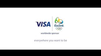 VISA Checkout TV Spot, 'Best Buy: Team USA vs. Canada' Feat. Ashton Eaton - Thumbnail 8