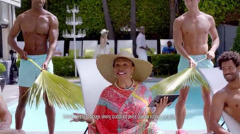 AT&T TV Spot, 'Worldly Woman' Featuring Jenifer Lewis - Thumbnail 7