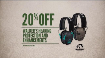 Cabela's TV Spot, 'Ear Protection and Safe' - Thumbnail 5