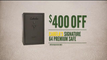 Cabela's TV Spot, 'Ear Protection and Safe' - Thumbnail 6