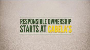 Cabela's TV Spot, 'Ear Protection and Safe' - Thumbnail 8
