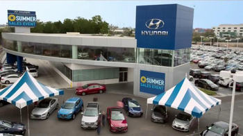 Hyundai Summer Sales Event TV Spot, 'Move Fast' [T2] - Thumbnail 1