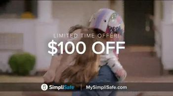 SimpliSafe Complete Protection Package TV Spot, 'Summer Savings' - 26 commercial airings