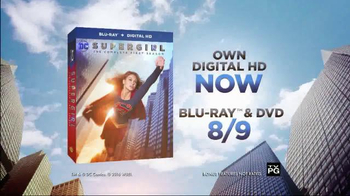 Supergirl: The Complete First Season Home Entertainment TV Spot - Thumbnail 5