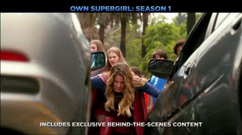 Supergirl: The Complete First Season Home Entertainment TV Spot - Thumbnail 3