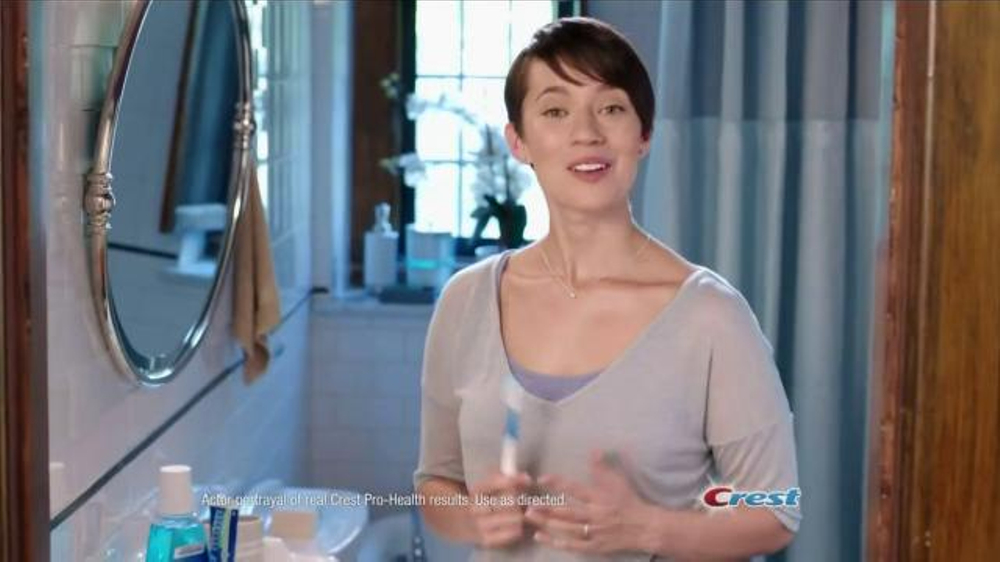 Crest Pro-Health Advanced TV Commercial, 'Advice From a Dental Hygienist'