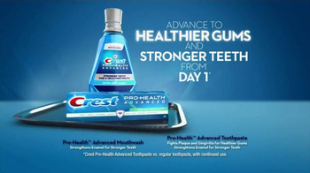 Crest Pro-Health Advanced TV Spot, 'Advice From a Dental Hygienist' - Thumbnail 8