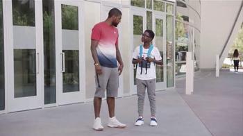 Kids Foot Locker TV Spot, 'Swap' Featuring Kyrie Irving - Thumbnail 2