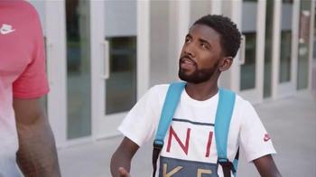 Kids Foot Locker TV Spot, 'Swap' Featuring Kyrie Irving - Thumbnail 7