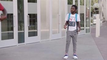 Kids Foot Locker TV Spot, 'Swap' Featuring Kyrie Irving - Thumbnail 9