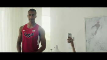 VISA Checkout TV Spot, 'On Your Mark, Get Set, First' Feat. Ashton Eaton - Thumbnail 7