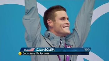 Head & Shoulders TV Spot, 'Shoulders of Greatness' Featuring David Boudia