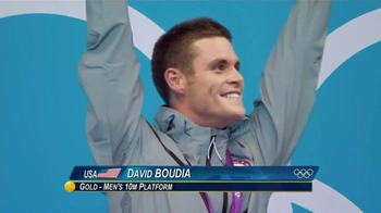 Head & Shoulders TV Spot, 'Shoulders of Greatness' Featuring David Boudia - Thumbnail 5