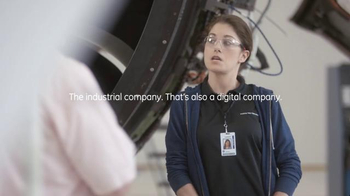 General Electric TV Spot, 'Sarah: Building Advanced, Robot-like Machines' - Thumbnail 9