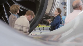 General Electric TV Spot, 'Sarah: Building Advanced, Robot-like Machines' - Thumbnail 1