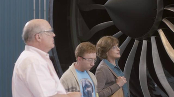 General Electric TV Spot, 'Sarah: Building Advanced, Robot-like Machines' - Thumbnail 4
