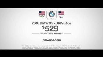 2016 BMW X5 xDrive40e TV Spot, 'The Ultimate Driving Machine' - Thumbnail 5