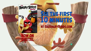 The Angry Birds Movie Home Entertainment TV Spot - Thumbnail 5