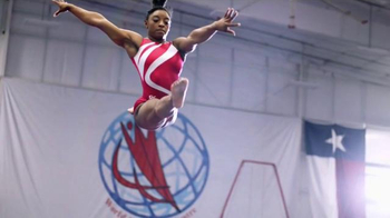 Nike TV Spot, 'Unlimited Simone Biles' Song by Beyonce - 1 commercial airings