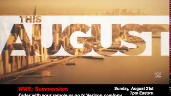 Fios by Verizon TV Spot, 'WWE: Summerslam' - Thumbnail 1
