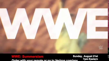 Fios by Verizon TV Spot, 'WWE: Summerslam' - Thumbnail 2