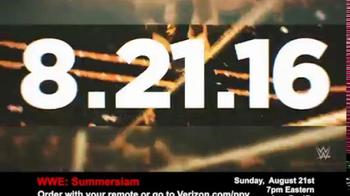Fios by Verizon TV Spot, 'WWE: Summerslam' - Thumbnail 6