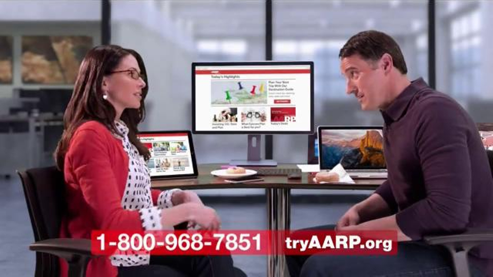AARP Services, Inc. TV Commercial, 'Weekend Donut'