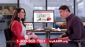 AARP Services, Inc. TV Spot, 'Weekend Donut'