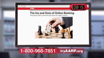 AARP Services, Inc. TV Spot, 'Weekend Donut' - Thumbnail 2
