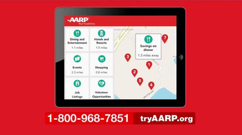 AARP Services, Inc. TV Spot, 'Weekend Donut' - Thumbnail 3