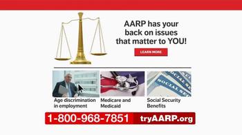 AARP Services, Inc. TV Spot, 'Weekend Donut' - Thumbnail 4