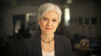 Jill Stein for President TV Spot, 'The Greater Good' - 26 commercial airings