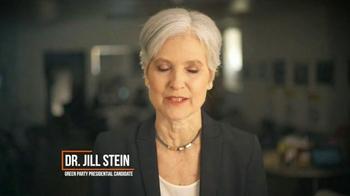 Jill Stein for President TV Spot, 'The Greater Good' - Thumbnail 2