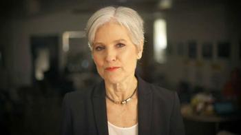 Jill Stein for President TV Spot, 'The Greater Good' - Thumbnail 4
