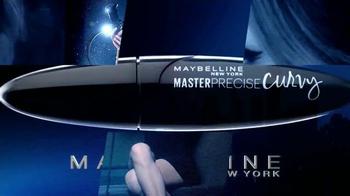 Maybelline New York Master Precise Curvy TV Spot, 'Curvas que tú controlas' con Gigi Hadid [Spanish] - Thumbnail 8