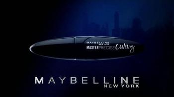 Maybelline New York Master Precise Curvy TV Spot, 'Curvas que tú controlas' con Gigi Hadid [Spanish] - Thumbnail 9