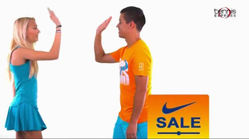 Tennis Express Nike Sale TV Spot, 'Apparel and Shoes' - Thumbnail 1
