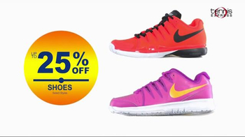 Tennis Express Nike Sale TV Spot, 'Apparel and Shoes' - Thumbnail 3