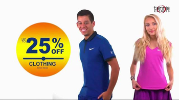 Tennis Express Nike Sale TV Spot, 'Apparel and Shoes' - Thumbnail 4