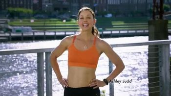 Copper Fit StepFX TV Spot, 'Track Your Fitness' Featuring Ashley Judd