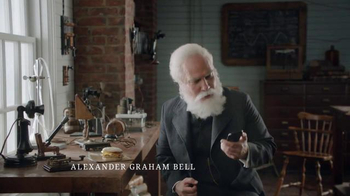 Chick-fil-A Egg White Grill TV Spot, 'Alexander Graham Bell' - Thumbnail 3