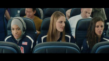VISA Checkout TV Spot, 'Self Talk' Featuring Ashton Eaton, Missy Franklin - Thumbnail 9