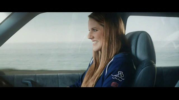 VISA Checkout TV Spot, 'Self Talk' Featuring Ashton Eaton, Missy Franklin - 28 commercial airings
