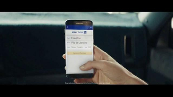 VISA Checkout TV Spot, 'Self Talk' Featuring Ashton Eaton, Missy Franklin - Thumbnail 6