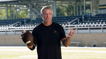 Copper Fit Pro Series TV Spot, 'The Next Generation' Featuring Brett Favre
